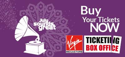Virgin Ticketing Banner