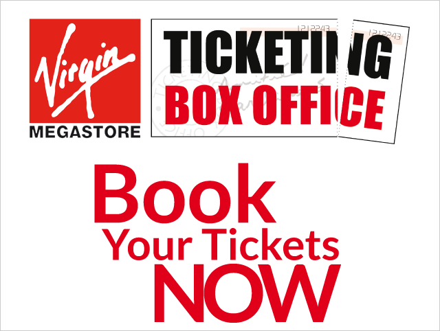 Virgin Ticketing Home
